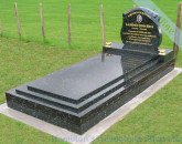 Full Granite Grave Cover