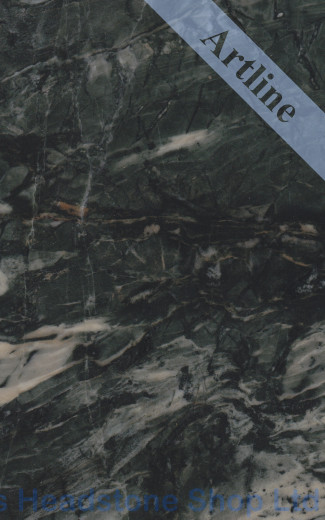 Jadeite Dark Granite Colour