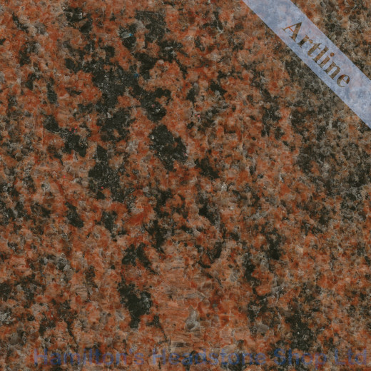 Multi Colour Red granite Colour