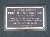 Bronze Memorial Plaque